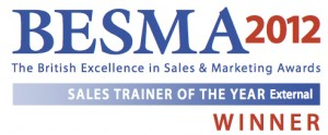 Sales Trainer External Winner